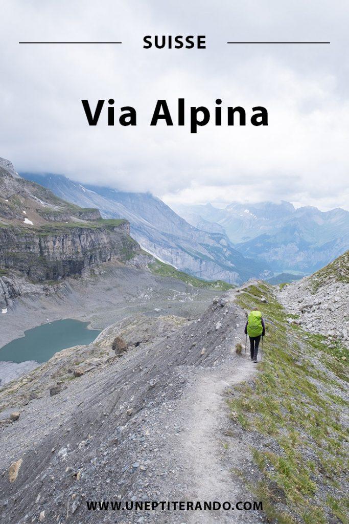 Pinterest - Via Alpina Suisse