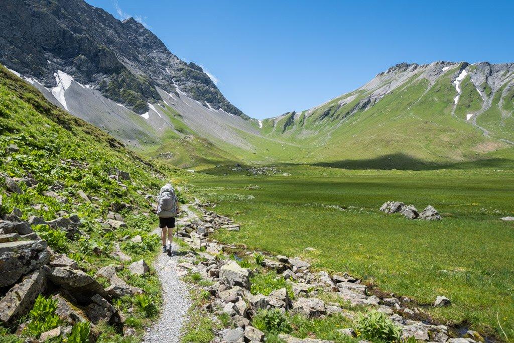 Via Alpina - De Elm à Linthal