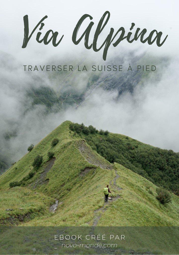 Via Alpina - Ebook novo-monde