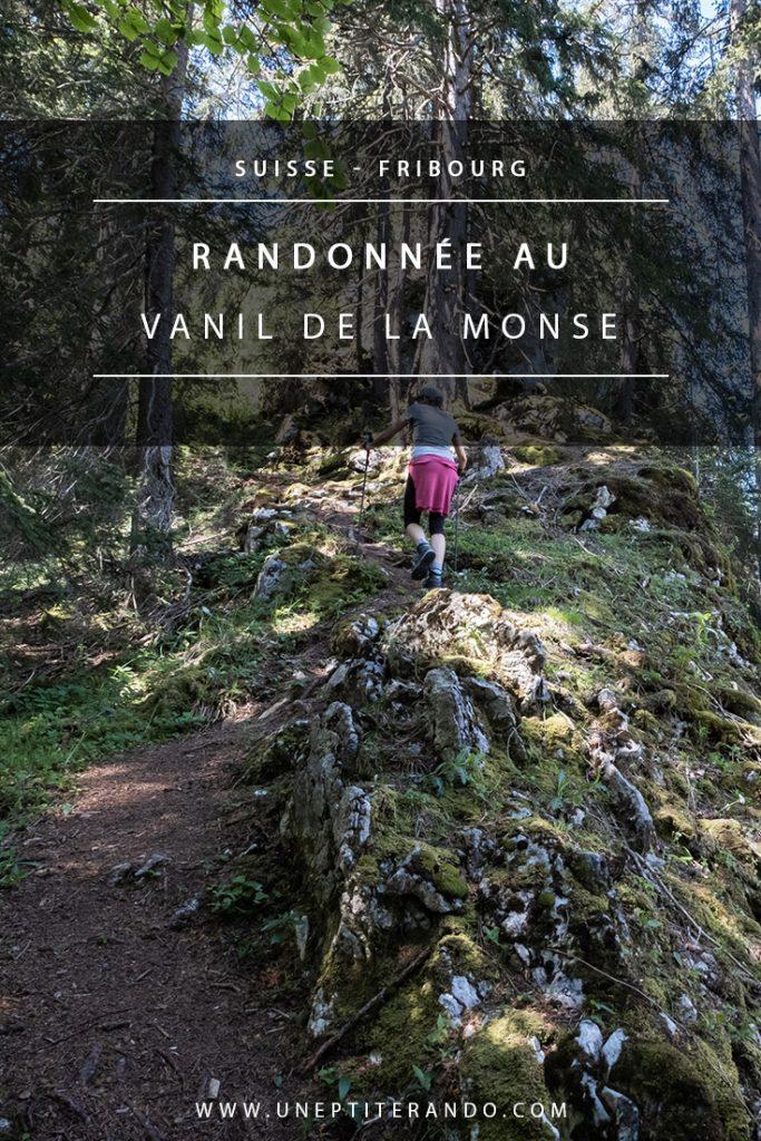 Pinterest - Rando au Vanil de la Monse