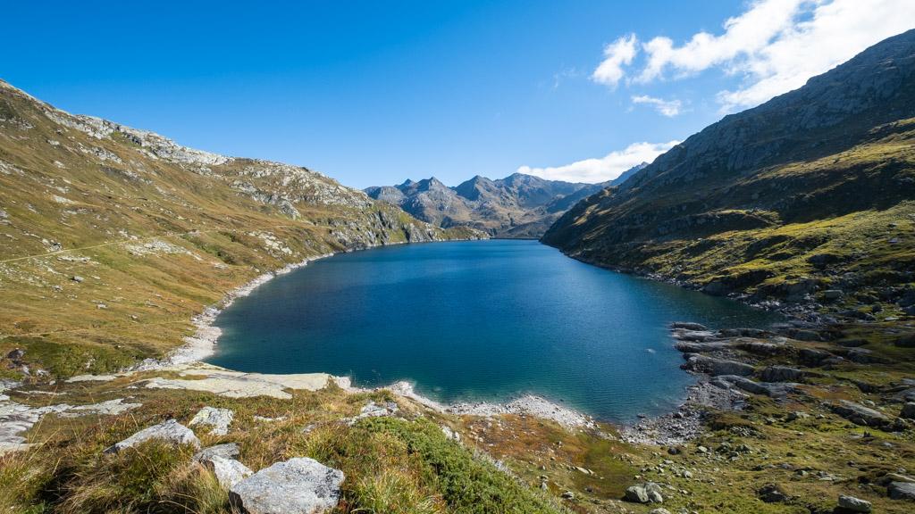 Randonnée au Gothard - Passo di Lucendro – A la découverte d'une étape du « Vier Quellen Weg » (Chemin des 4 sources)