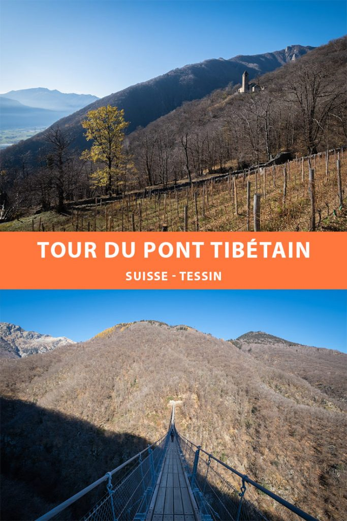 Pinterest - Tour du Pont Tibétain - Suisse, Tessin