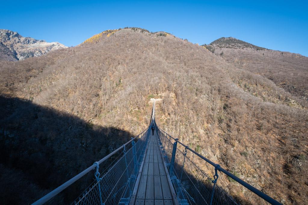 Tour du Pont Tibétain